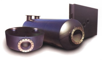 Custom Designed Exhaust Silencers